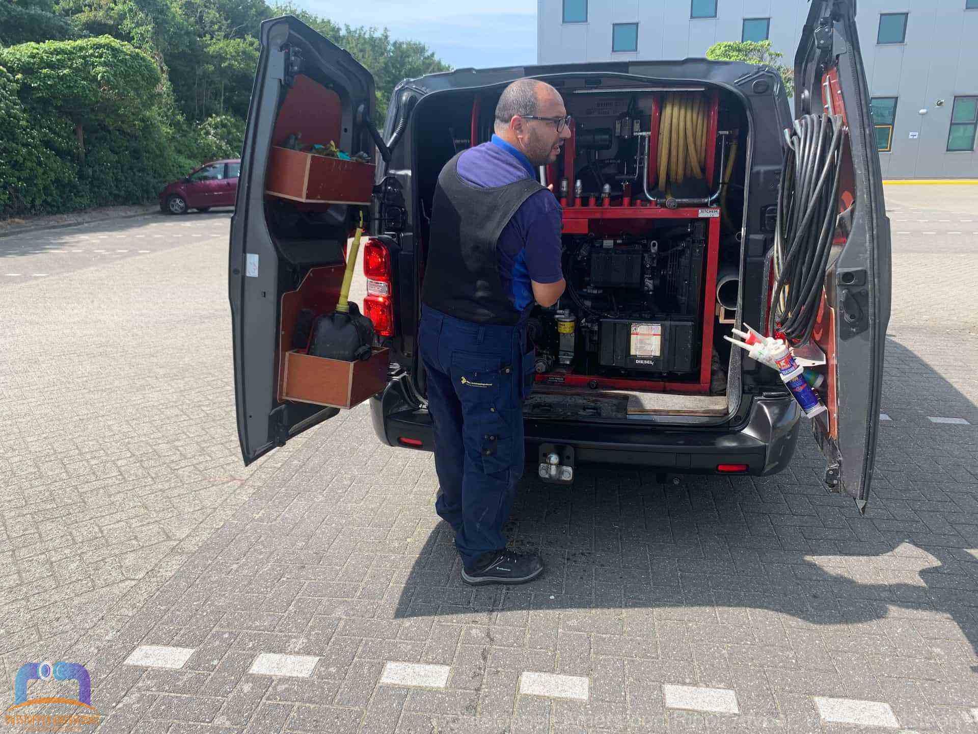 Loodgieter Amersfoort Ontstopping